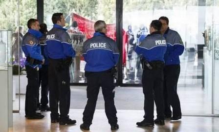 5 مصابين على الأقل في هجوم ببلدة شافهاوزن السويسرية