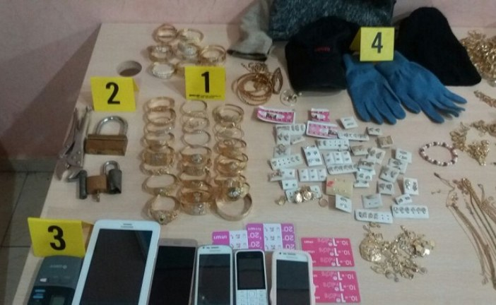 تفكيك عصابة متخصصة في سرقة المجوهرات ووكالات لتحويل الأموال بأكادير