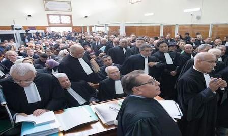 محامية بلجيكية: محاكمة متهمي اكديم ايزيك تمر في ظروف عادية وعادلة