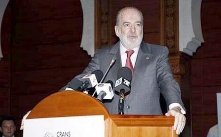 """رئيس منتدى كرانس مونتانا: """"المغرب يعطي المثل في مجال التضامن داخل إفريقيا"""""""