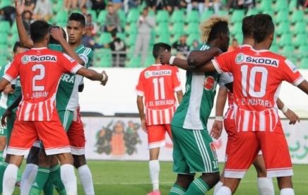 جامعة لقجع تصدر عقوبات تأديبية في حق عدد من لاعبي البطولة