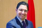 ناصر بوريطة يسلم رسالة خطية من الملك إلى الرئيس الغاني