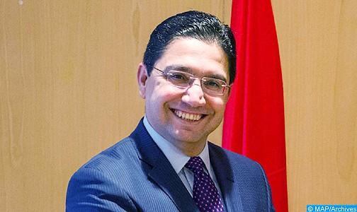 المغرب يؤكد مواقفه السابقة من سيادة اليمن ووحدته الترابية والوطنية