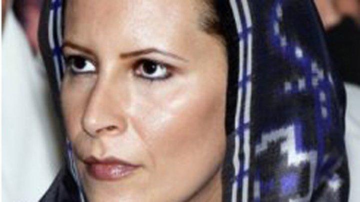 محكمة أوروبية تلغي العقوبات على عائشة القذافي