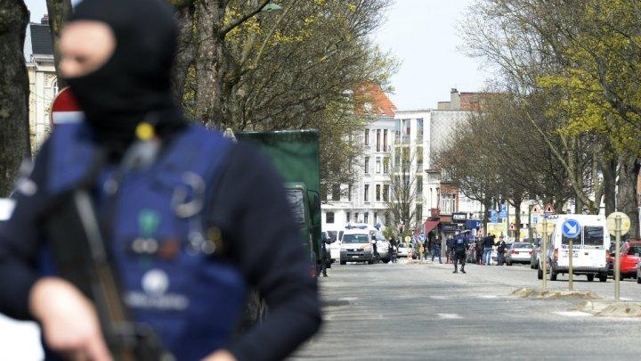 اعتقال فرنسي حاول دهس حشد في مدينة أنفير البلجيكية