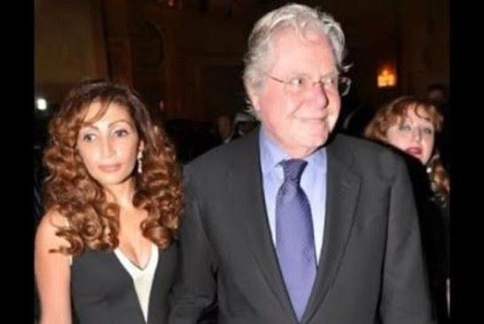 ثرية سعودية تخلع زوجها الفنان المصري حسين فهمي