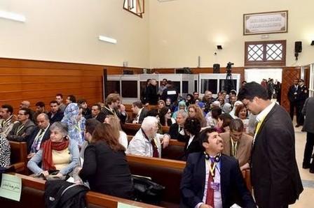 محاكمة اكديم ازيك.. المتهمون يتساقطون تباعا بعد رفضهم الإجابة عن أسئلة الدفاع