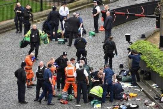 ارتفاع عدد ضحايا هجوم لندن إلى 4 أشخاص من بينهم شرطي