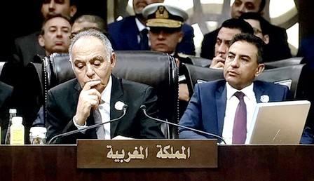 مزوار يشارك في أشغال القمة العربية المنعقدة في الأردن