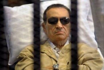 السلطات تطلق سراح الرئيس المصري السابق حسني مبارك