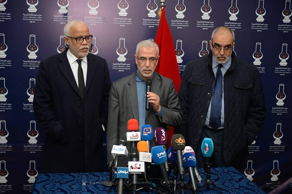 """جبهة مناهضة التطرف والإرهاب تصف تصريحات العمراني بـ""""الداعشية"""" و""""التكفيرية"""""""