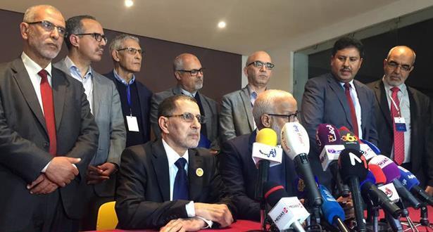 حزب العدالة والتنمية يعيد عددا من وزرائه للواجهة في الحكومة الجديدة