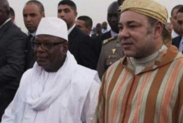 الملك محمد السادس يوجه رسالة إلى الرئيس الغامبي