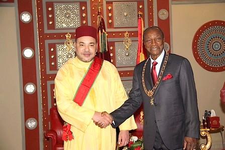 ألفا كوندي يؤكد أن الاتحاد الإفريقي أصبح أكثر قوة بعد عودة المغرب