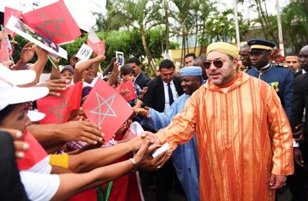 """صحيفة دولية: """"انضمام المغرب لمجموعة سيدياو خطوة إضافية في الإستراتيجية الطموحة للملك"""""""