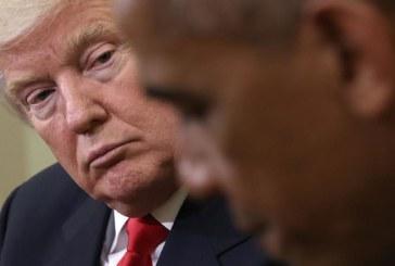 ترامب يطالب الكونغرس بالتحقيق في إخضاعه للتجسس من قبل أوباما