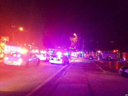 قتيل و14 جريحا في إطلاق نار في ملهى ليلي بولاية أوهايو الأمريكية