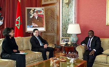 وزير خارجية زامبيا يؤكد أن بلاده تدعم المغرب في كافة القضايا