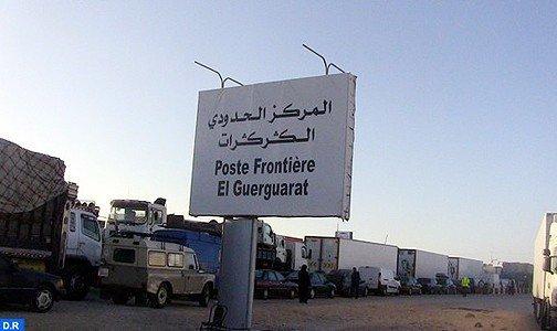 البوليساريو تنصاع لأمر مجلس الأمن الدولي وتنسحب من الكركرات