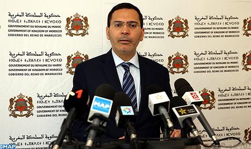 """الخلفي: """"رئيس الحكومة منخرط في تنفيذ التوجيهات الملكية لاقتراح أسماء للمناصب الحكومية الشاغرة"""""""