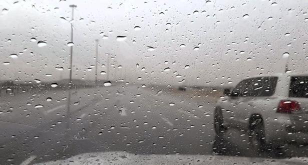 سحب وأمطار في عدد من مدن المملكة يوم غد الاثنين