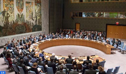 مجلس الأمن يشيد بدور اللجنتين الجهويتين للمجلس الوطني لحقوق الانسان بالداخلة والعيون