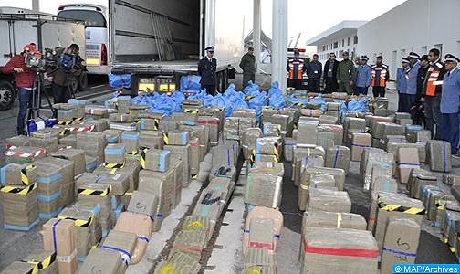 مراكش .. توقيف 5 أشخاص للاشتباه في ارتباطهم بشبكة تنشط في الاتجار في المخدرات