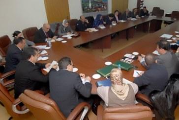 اللجنة التنفيذية لحزب الاستقلال تجتمع في غياب شباط وتتخذ قرارات مصيرية