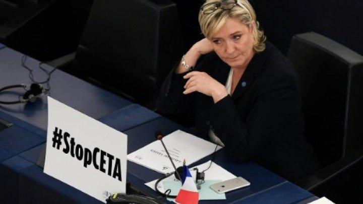 القضاء الفرنسي يطالب البرلمان الأوروبي برفع الحصانة عن مارين لوبان