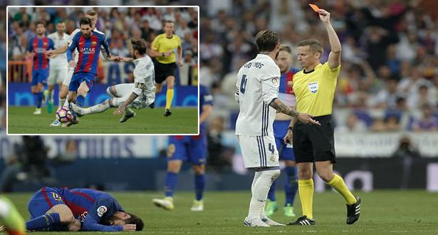 الاتحاد الإسباني لكرة القدم يعلن عن العقوبة المتخذة في حق راموس