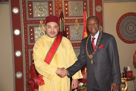 ألفا كوندي: عودة المغرب ستقدم مساهمة نوعية للتضامن بين الشعوب الإفريقية