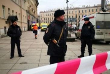 """توقيف 6 """" إسلاميين"""" حاولوا تجنيد إرهابيين في سان بطرسبورغ بروسيا"""