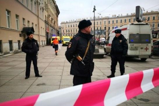 عشرة قتلى في انفجار في مترو سان بطرسبورغ