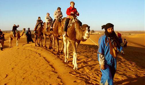 المغرب ضمن البلدان الإفريقية العشر الأكثر تنافسية في المجال السياحي