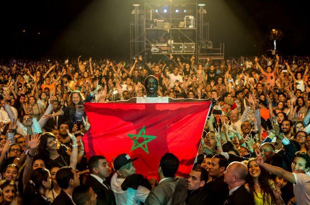 إسدال الستار على فعاليات مهرجان موازين بعروض فنية عالمية