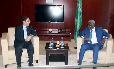 الاتحاد الافريقي يرحب بمصادقة مجلس الأمن على القرار 2351