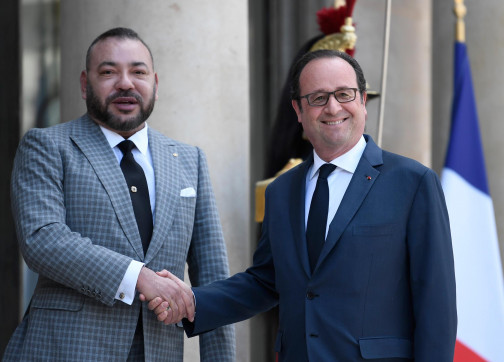 الملك محمد السادس يتبرع لصندوق فرنسي بـ1.5 مليون أورو