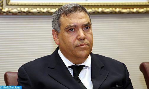 وزير الداخلية يمنع العثماني من عقد لقاء موسم مع الولاة والعمال