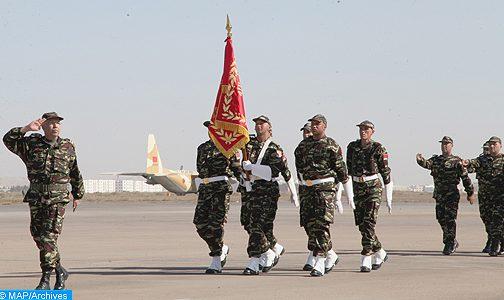 تكريم جندي مغربي قضى خلال عمليات حفظ السلام بميدالية داغ همرشولد
