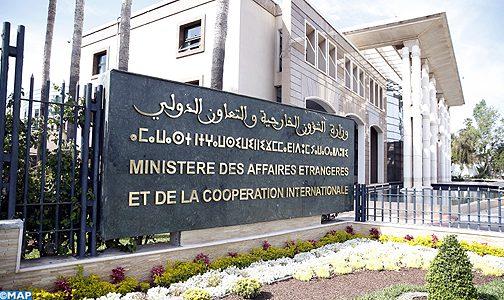 استدعاء القائم بالأعمال بالنيابة في سفارة الجزائر بالرباط عقب الاعتداء على ديبلوماسي مغربي