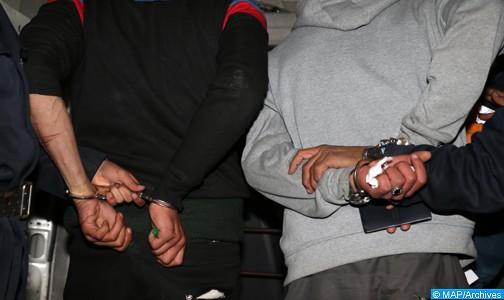 اعتقال متهمين باختطاف فتاة من صديقها واغتصابها بخريبكة