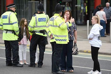 توقيف ثلاثة أشخاص على خلفية هجوم مانشستر الارهابي