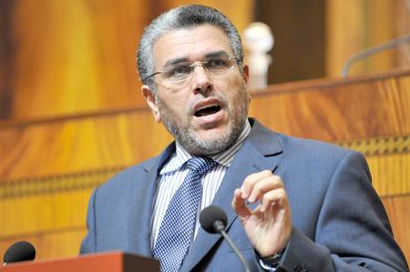 """وزير حقوق الإنسان مصطفى الرميد: """"أنا وزير كل شيء"""""""