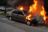مختل عقليا يضرم النار في سيارة رجل سلطة بفاس
