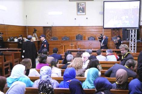 محاكمة اكديم إزيك: أحد الشهود يقدم معطيات دقيقة حول عدد من المتابعين في هذا الملف
