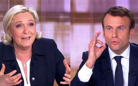 فرنسا تحسم اليوم في إسم رئيسها المقبل بين ماكرون ولوبن