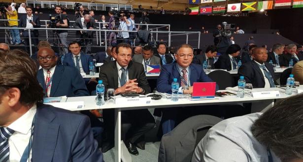 """فوزي لقجع يُمثل أفريقيا في لجنة الحكامة للـ""""فيفا"""""""
