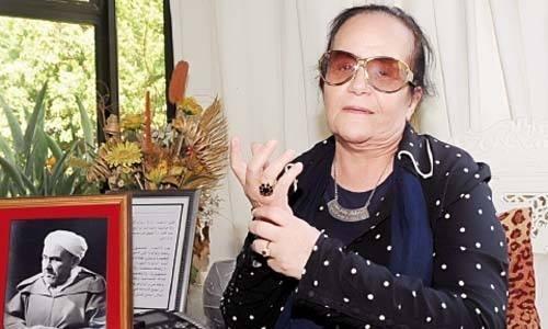 وفاة مريم الخطابي إبنة المجاهد المغربي عبد الكريم الخطابي