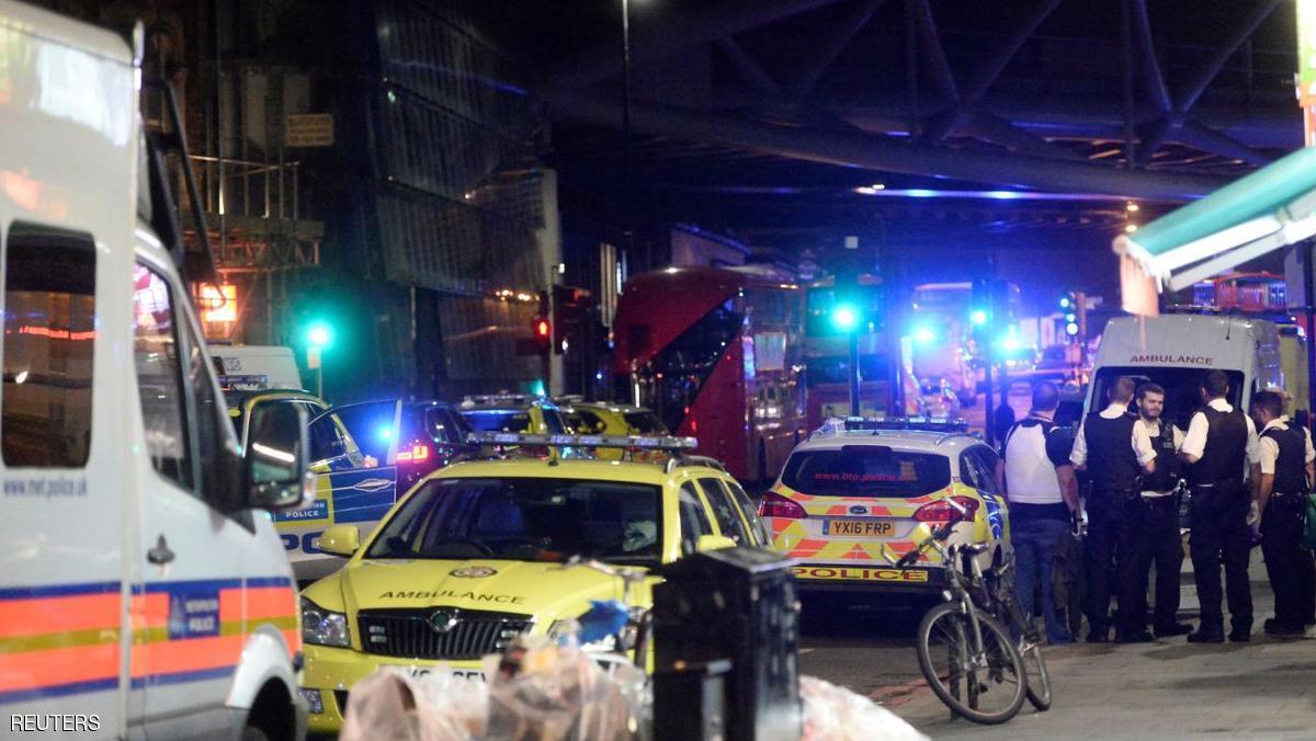 أكثر من قتيل في هجمات استهدفت العاصمة البريطانية لندن