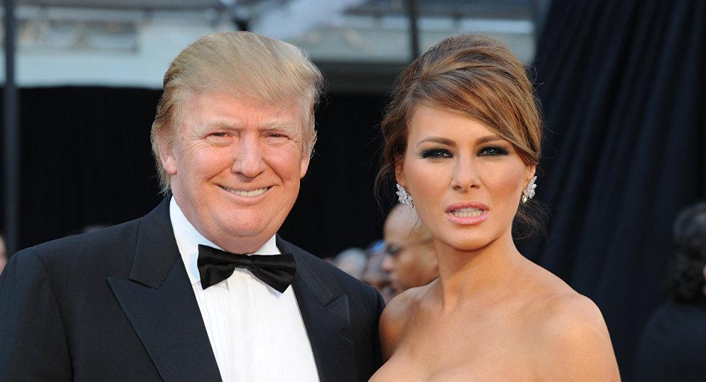 برلسكوني:ميلانيا زوجة ترامب تعجبني